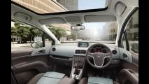 Vauxhall divulga primeira imagem do interior da Nova Meriva 2011