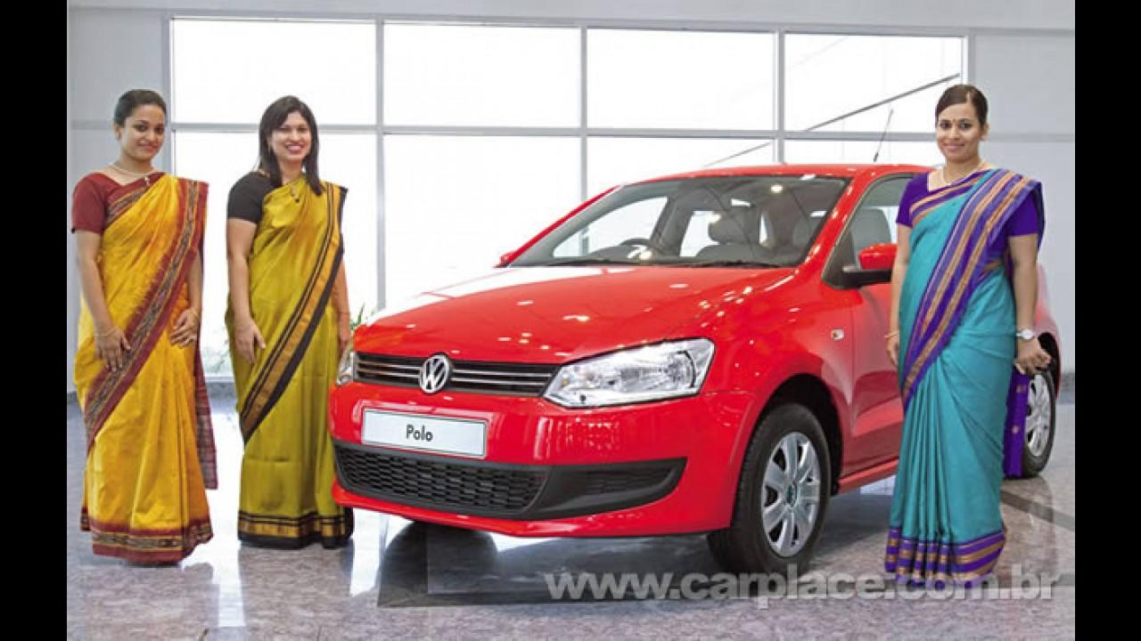 Desde 1975: Volkswagen comemora a produção do Polo número 11.111.111