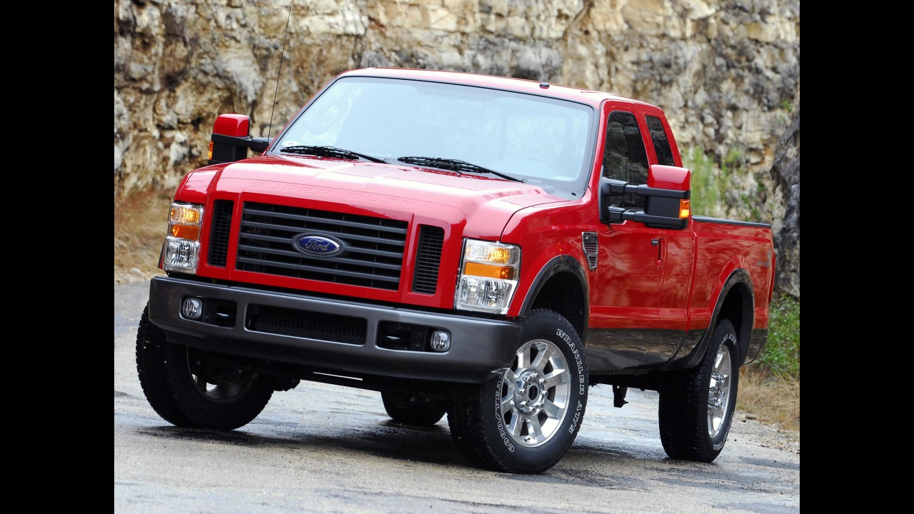 Ford F-250 é o carro mais roubado dos Estados Unidos; confira o top 10