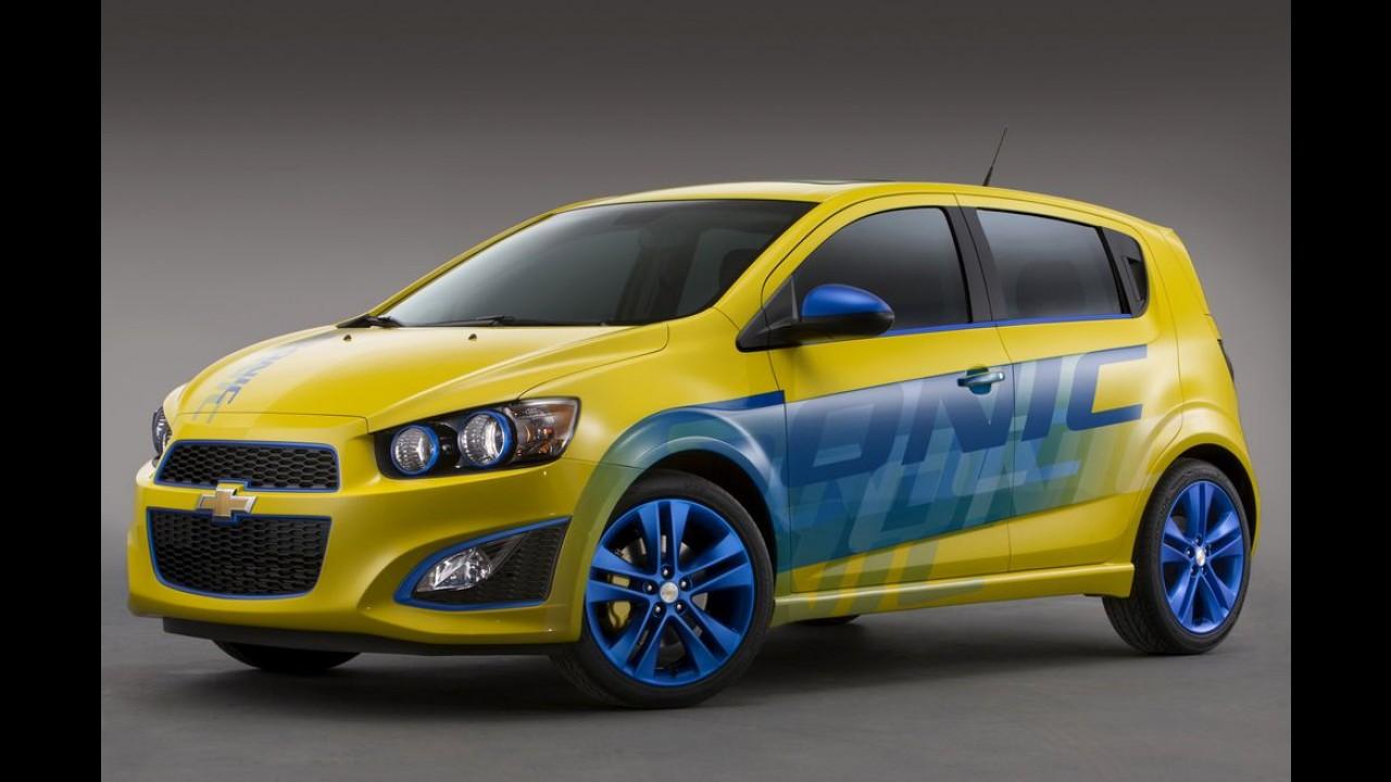 """Chevrolet revela os carros """"tunados"""" que estarão no SEMA Show 2013"""