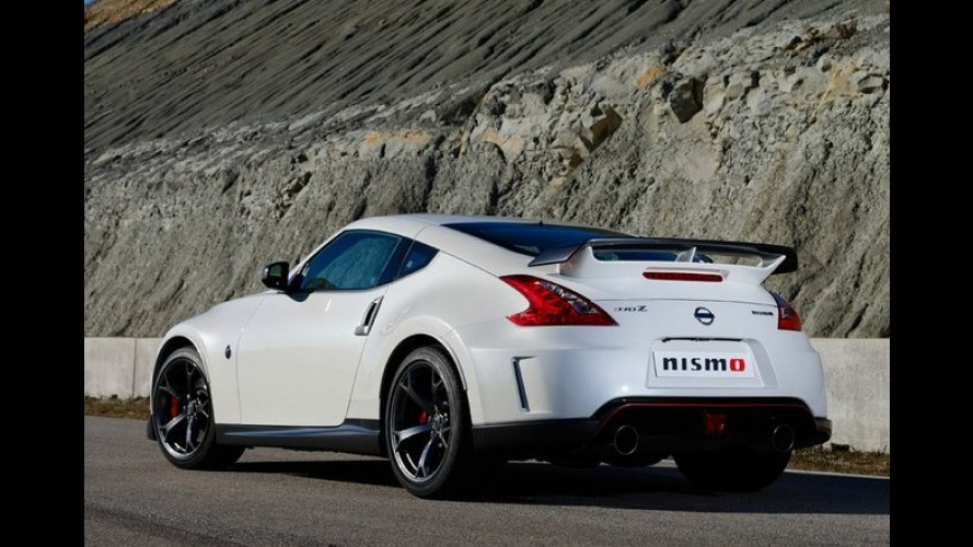 Primeiro vídeo do Nissan 370Z Nismo