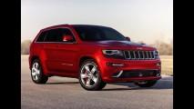 Jeep Grand Cherokee SRT chega na Argentina por US$ 108 mil