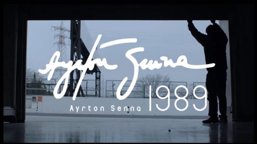 De arrepiar: Honda revive ronco da McLaren de Senna com som e luzes