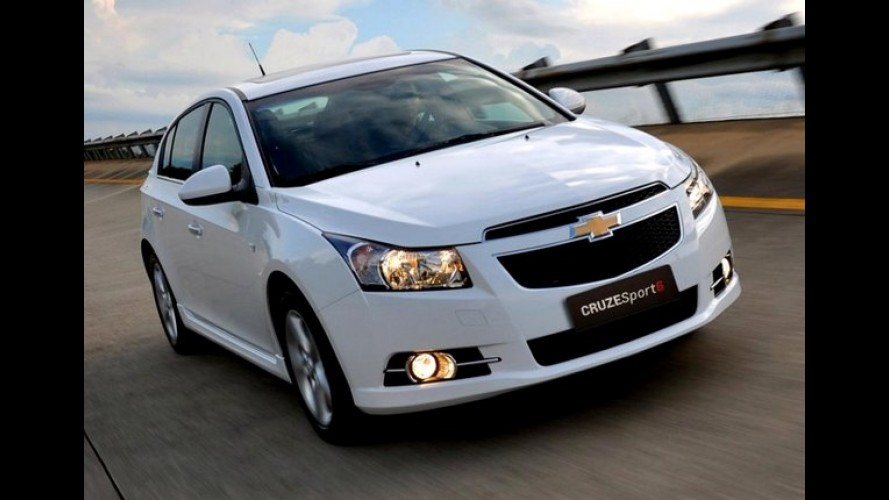 Análise CARPLACE: Cruze Hatch dispara e Golf assume o 2º lugar nas vendas de hatches médios