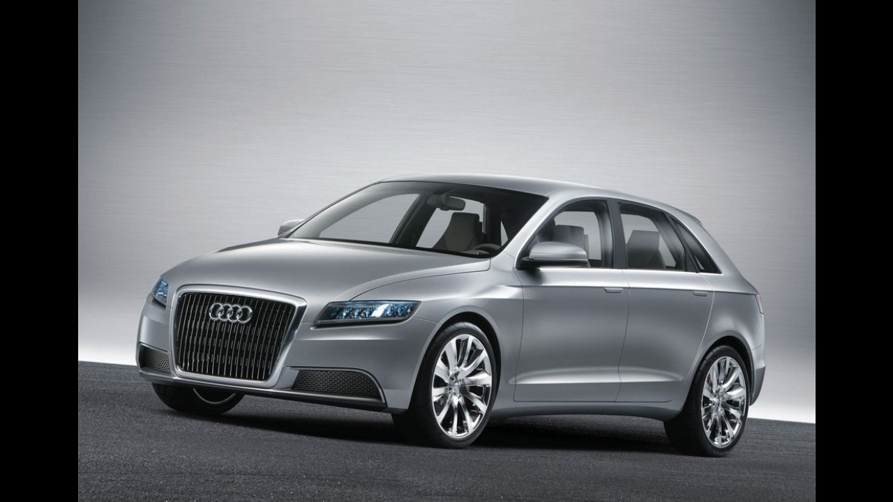 Audi confirma lançamento de minivan de até sete lugares para 2016