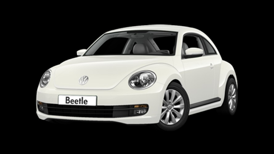 """VW Beetle ganha série especial """"Beetlemania"""" na Espanha"""