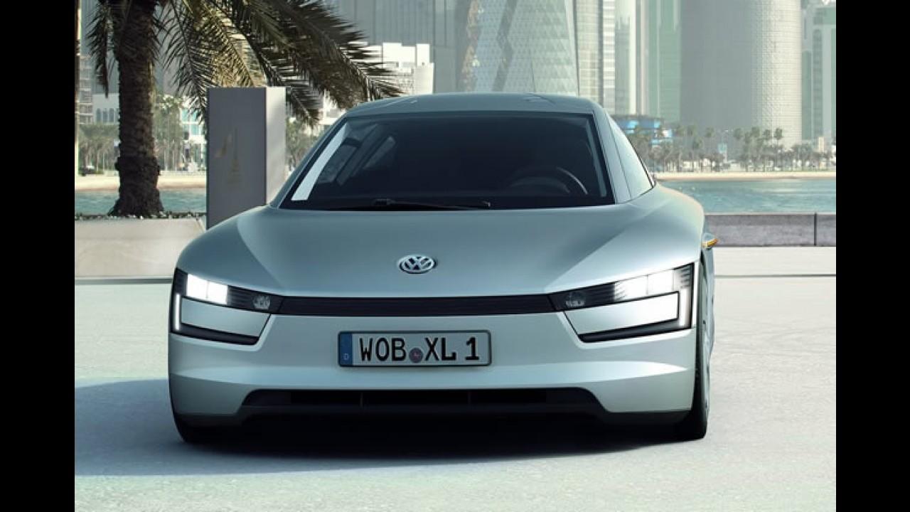 Volkswagen planeja híbridos para 2014