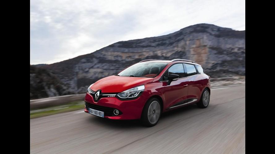Renault Clio Estate 2013: consumo chega a 32 km/litro - Veja de fotos