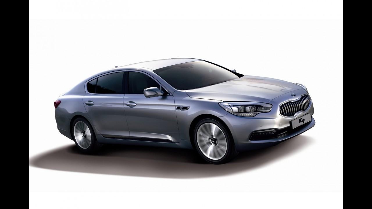 Kia registra quase 900 mil veículos vendidos no 1º quadrimestre de 2012