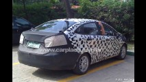 Segredo: Leitor flagra o Novo Fiesta Sedan
