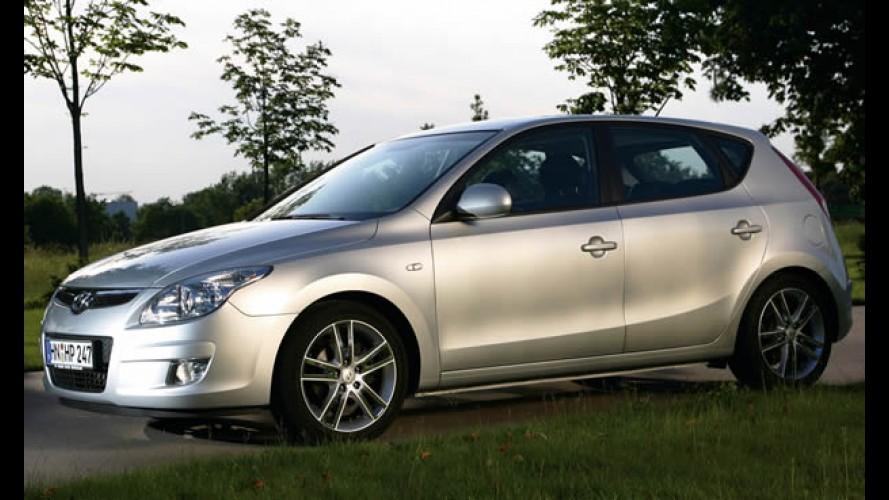 Hyundai comemora 500 mil unidades vendidas do i30 pelo mundo em menos de 3 anos