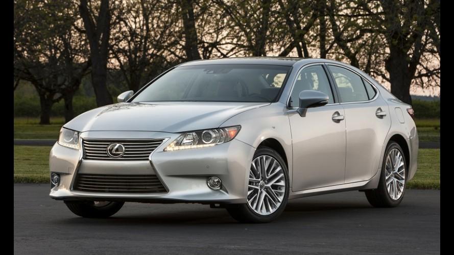 Lexus descarta produção na China para não