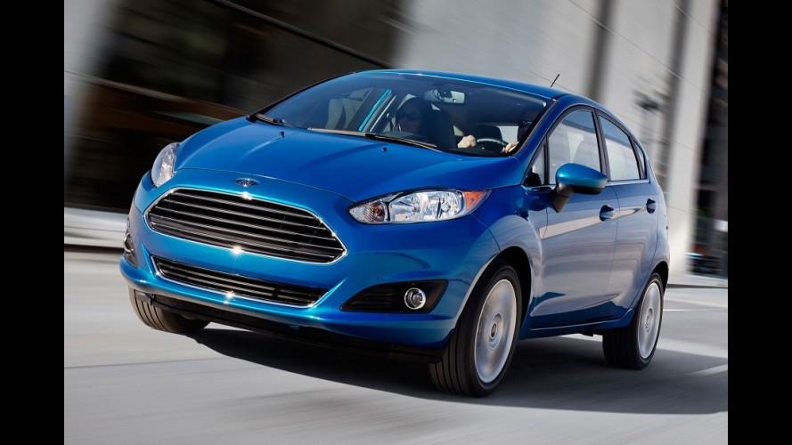 Quem diria: procura pelo Fiesta três cilindros supera expectativas nos EUA