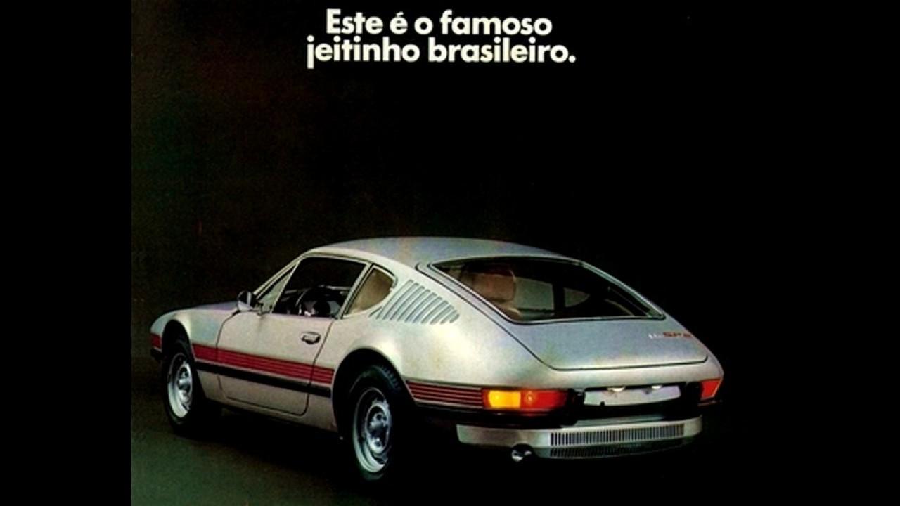 """Carros para sempre: cupê SP2 foi eleito o """"VW mais bonito do mundo"""", mas teve vida curta"""