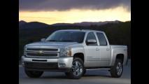 General Motors apresentará nova geração das picapes Silverado e Sierra nos próximos dias
