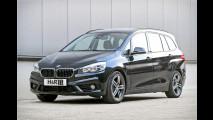 Tiefergelegt: BMW 2er Gran Tourer