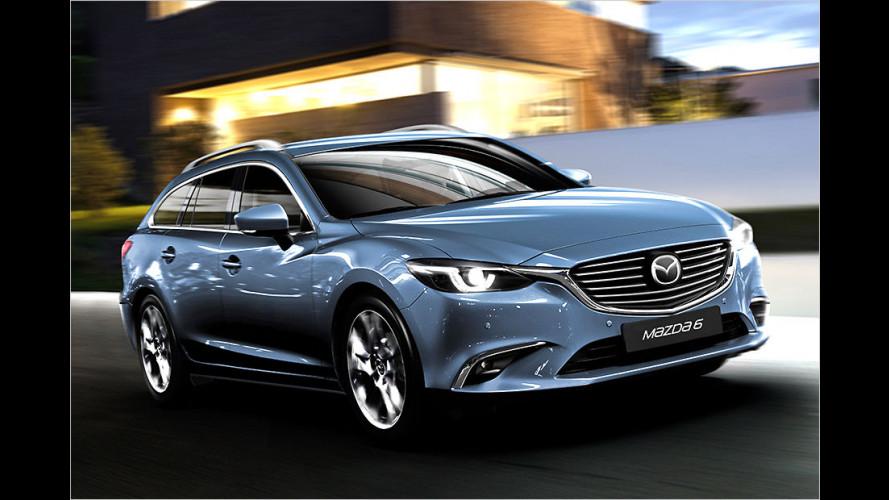 Mazda 6 fit für das Modelljahr 2017