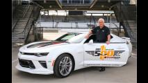 Camaro als Indy-500-Pacecar