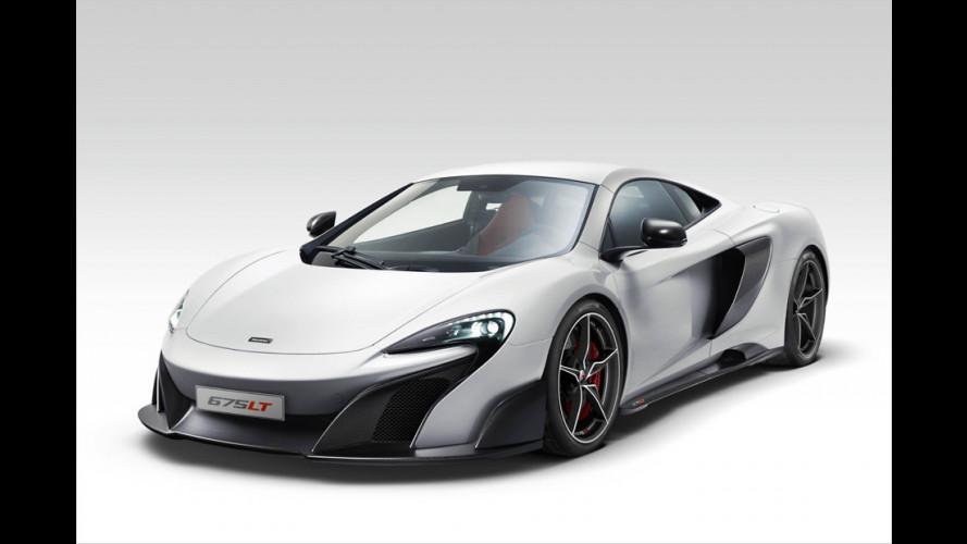 McLaren 675LT: Leichter Teufel