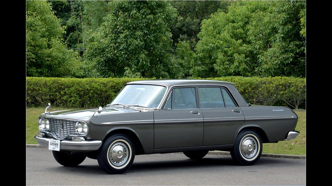 2. Generation: S40 von 1962 bis 1967