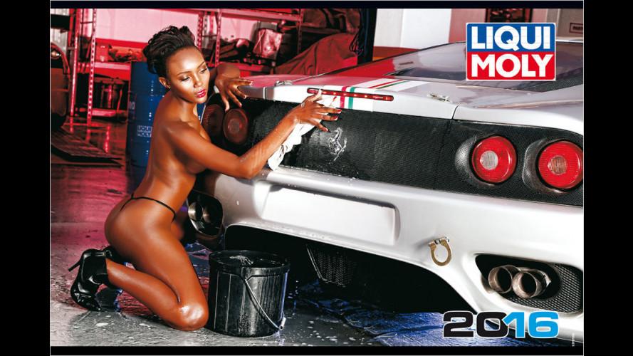 Girls, Girls, Girls: Liqui Moly Kalender 2016