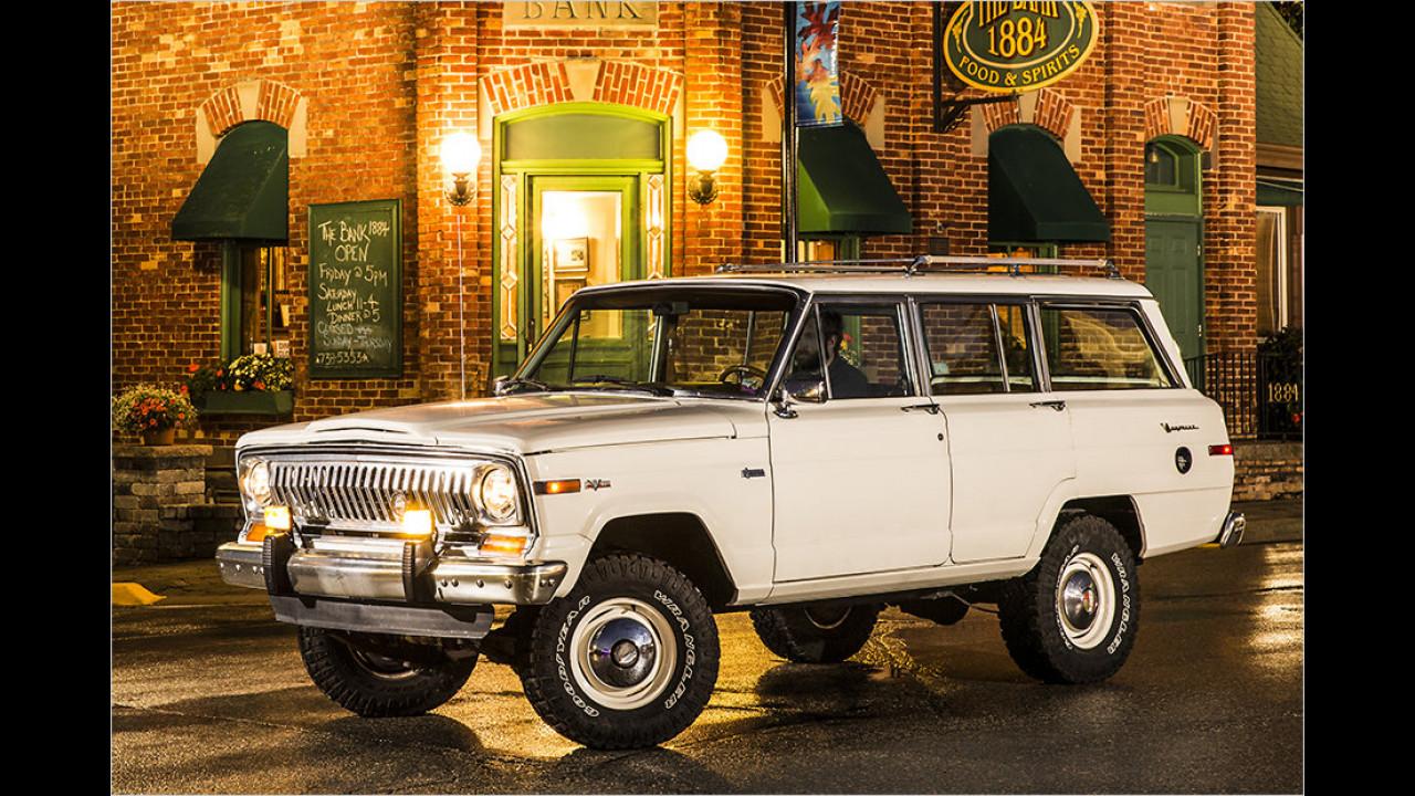Jeep Wagoneer: 1963-1983