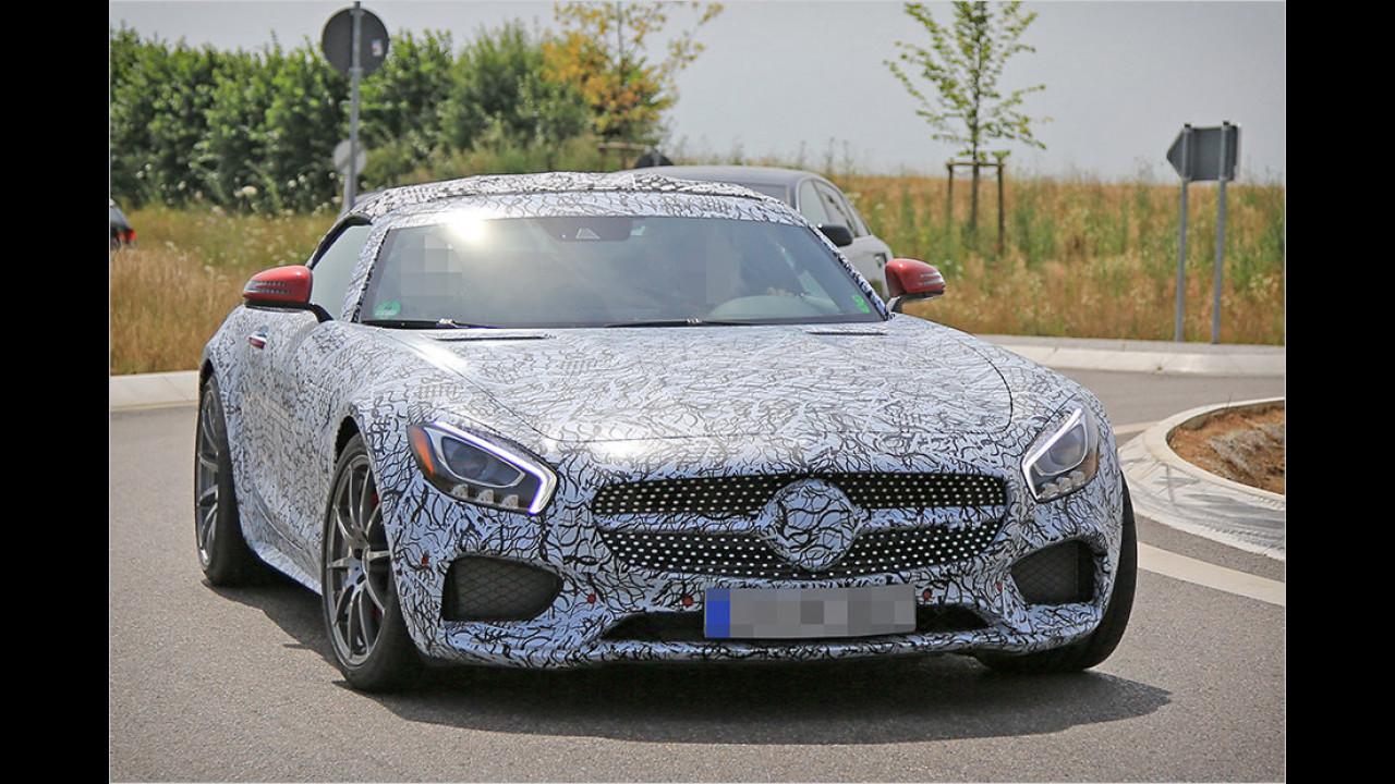 Der Frischluft-GT von AMG kommt