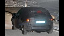 SUV-Erlkönig auf Testfahrten erwischt