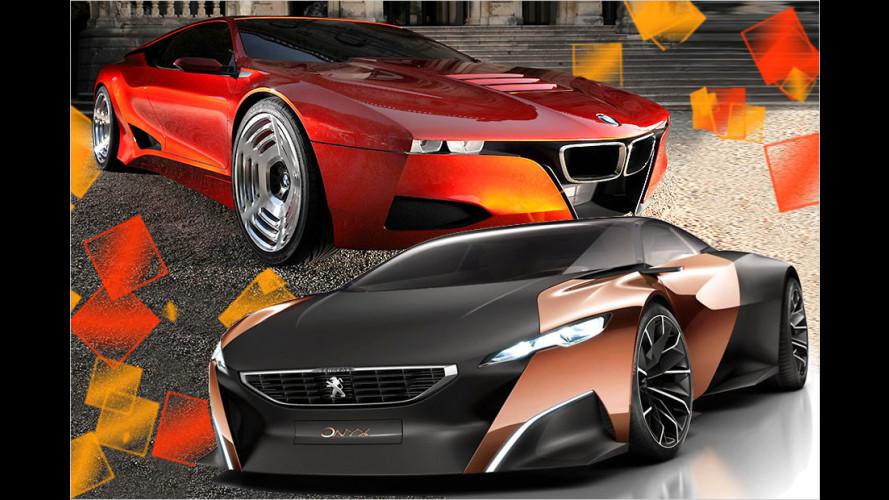 Concept Cars, die nie in Serie gingen