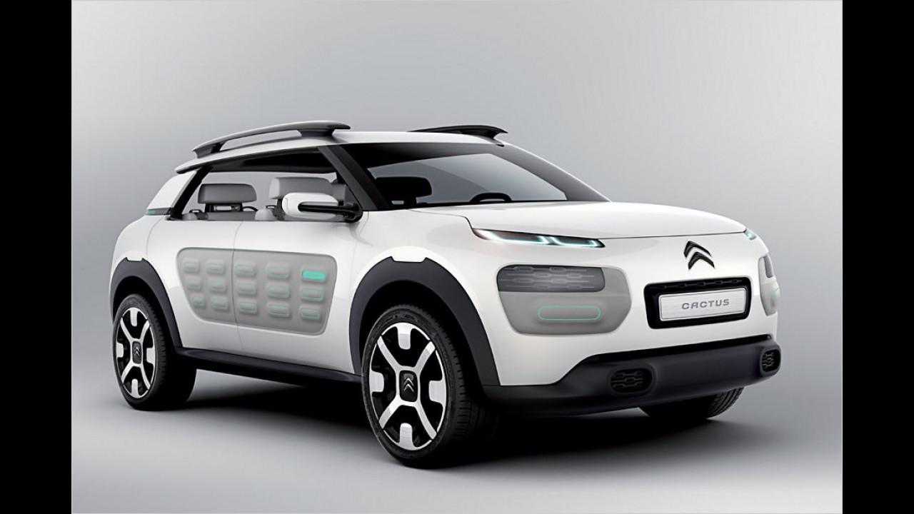 2013: Citroën C4 Cactus