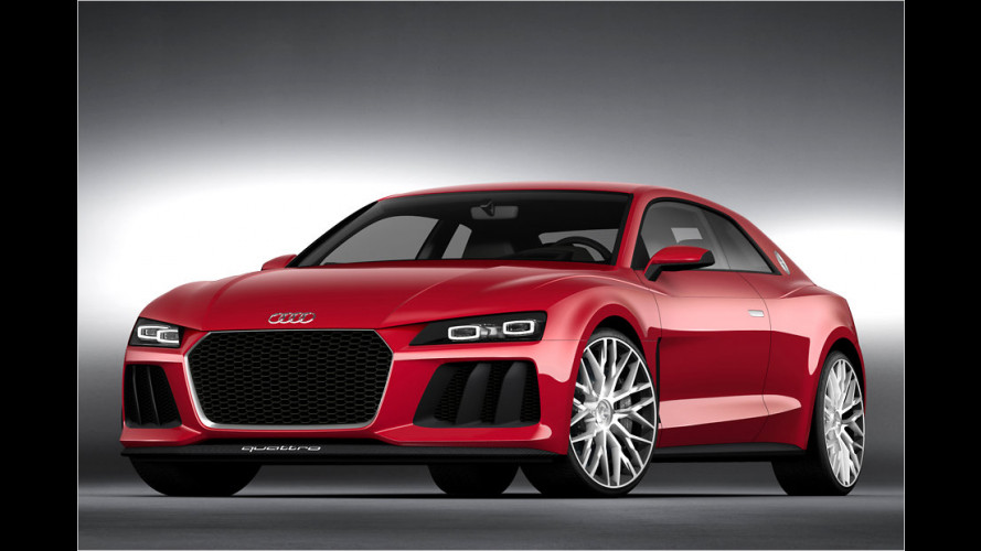 Audi Sport quattro laserlight concept (2014)