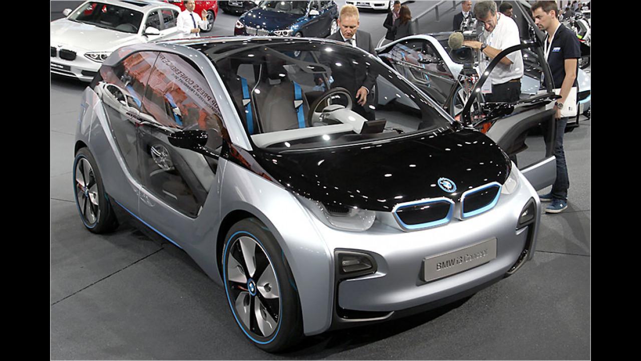 2011: BMW i3