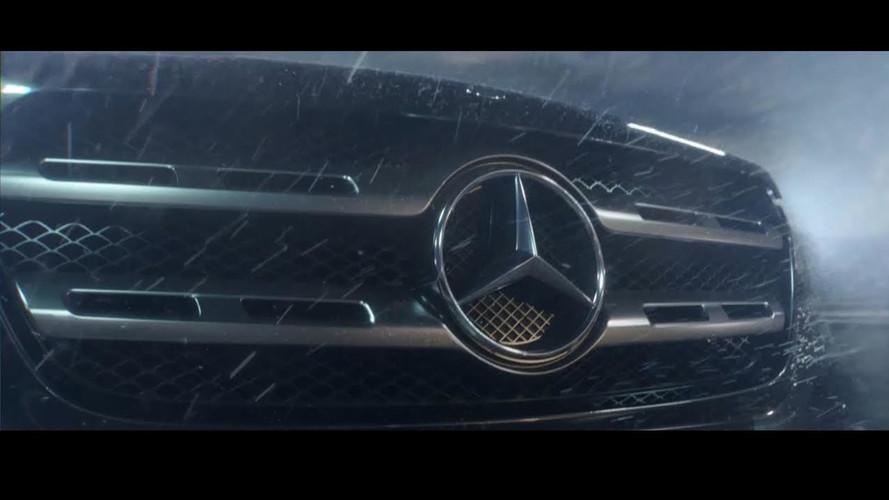 2018 Mercedes X-Serisi, 18 Temmuz öncesi yüzünü gösterdi