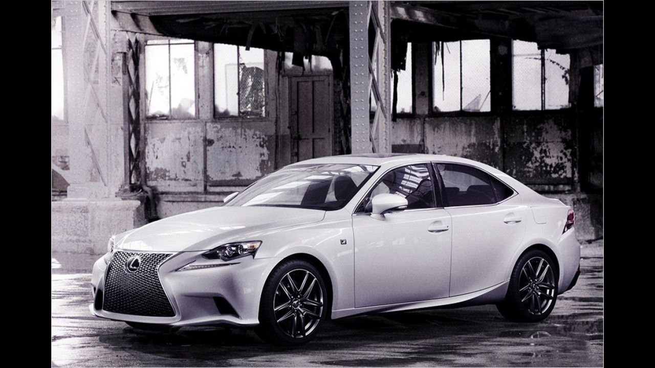 Lexus IS F-Sports