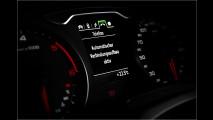 Audi A3 im Erstkontakt