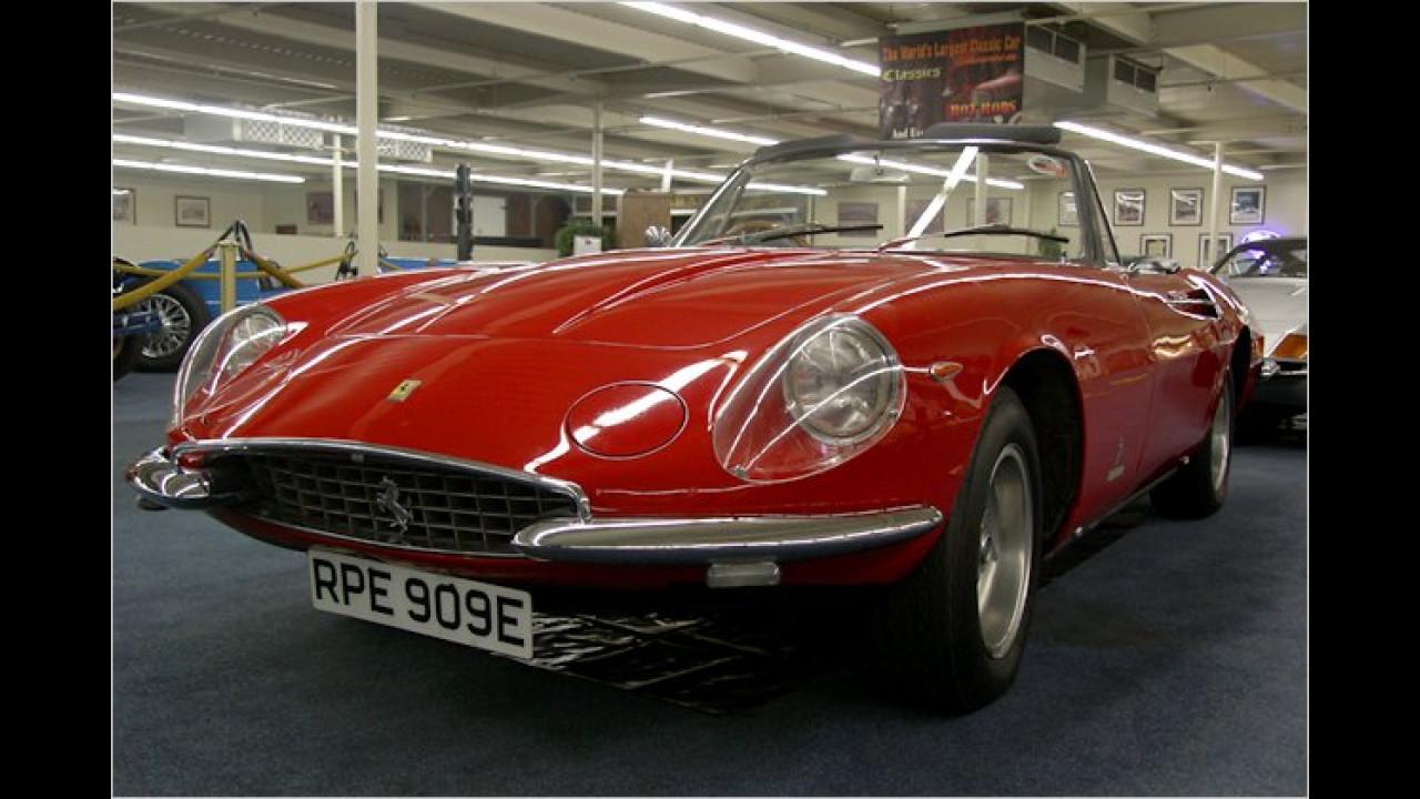 1967 Ferrari 365 California Spider