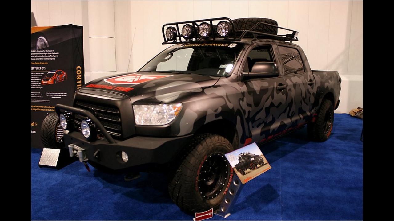 Toyota Tundra WCC