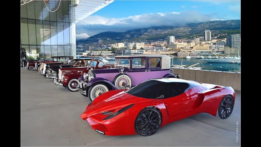 Der langsamste Ferrari der Welt