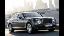 Bentley Mulsanne Speed: ,Das schnellste Luxusauto der Welt