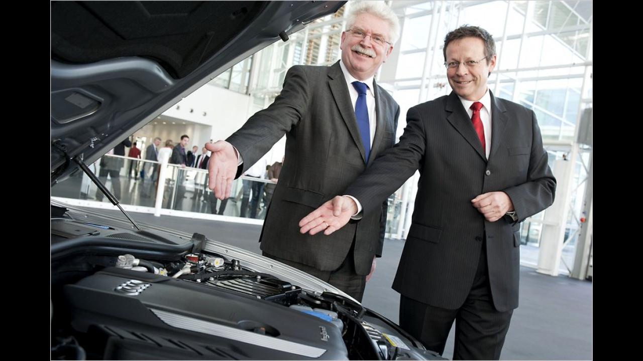 Martin Zeil: Audi A6 hybrid