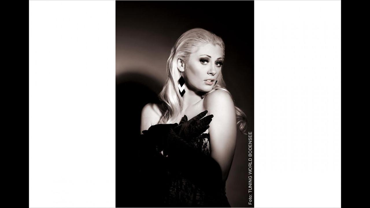 Miss Tuning Wahl 2013: Kristina (26) aus Stuttgart