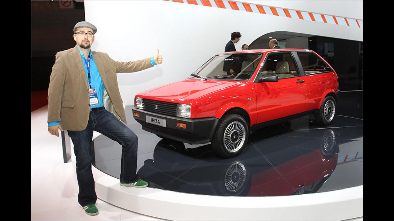 Top: Seat Ibiza (1984)