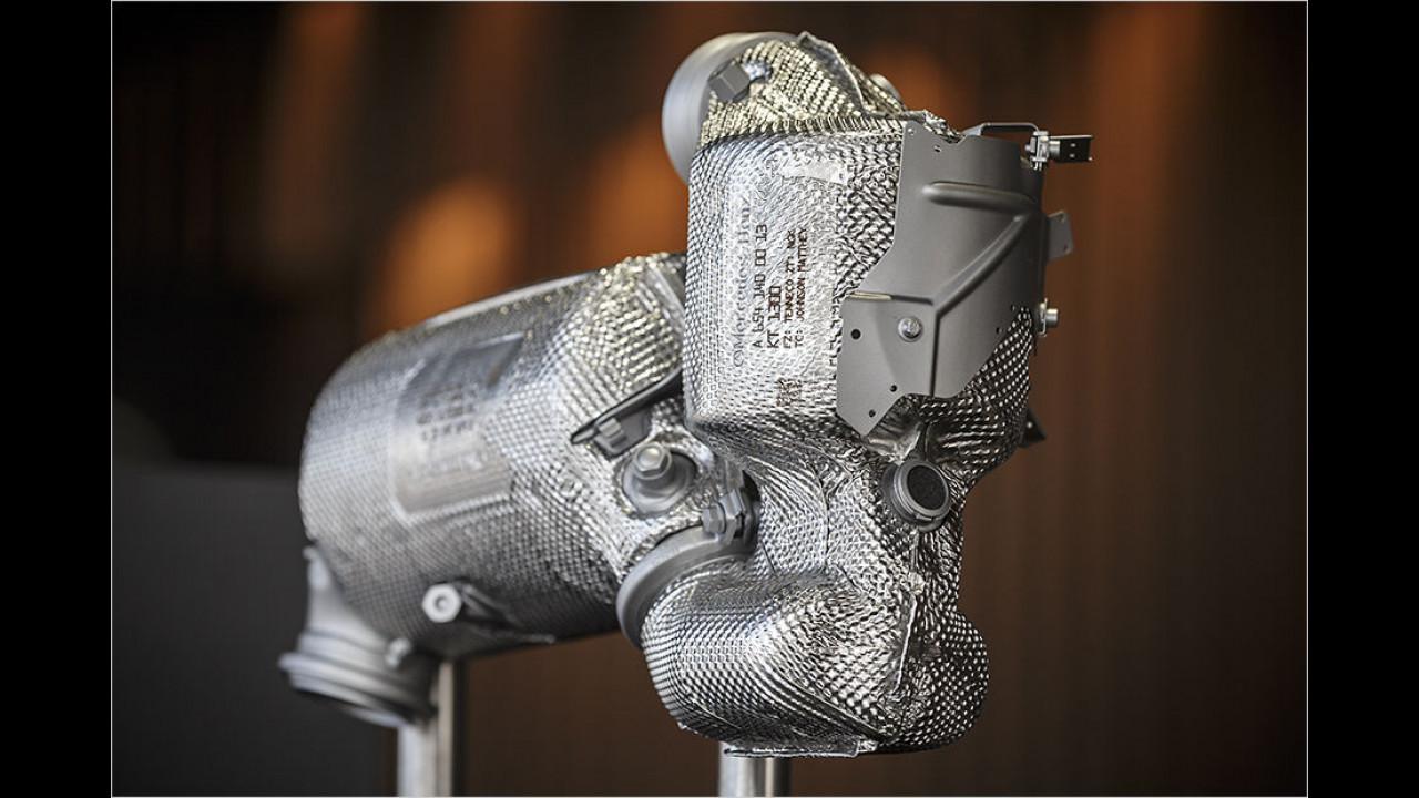 Motoren: Die neue Diesel-Abgasnachbehandlung