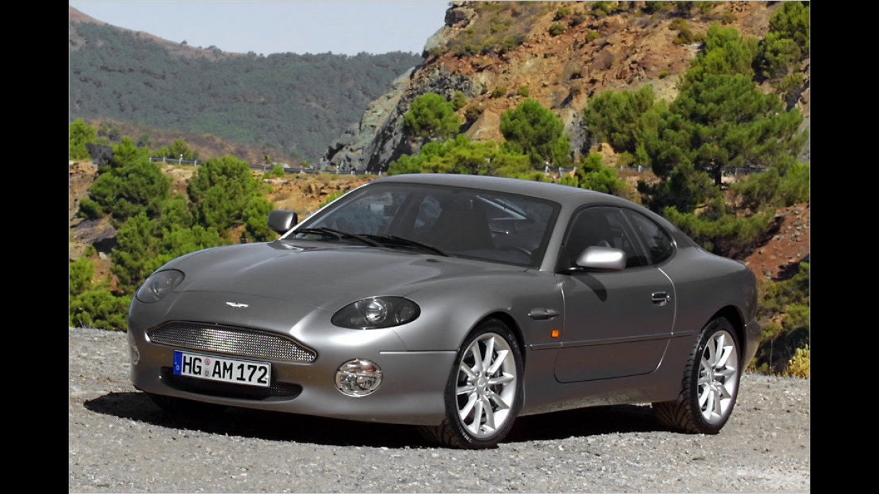 Aston Martin DB7: Ab 30.000 Euro