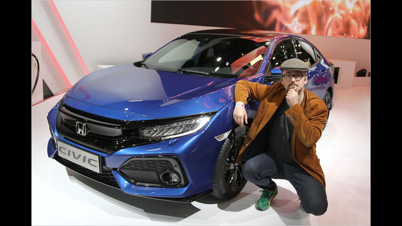 Flop: Honda Civic Fünftürer