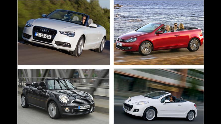 Top 10 der Gebraucht-Cabrios: Second-Hand-Stars der deutschen Frischluft-Fans