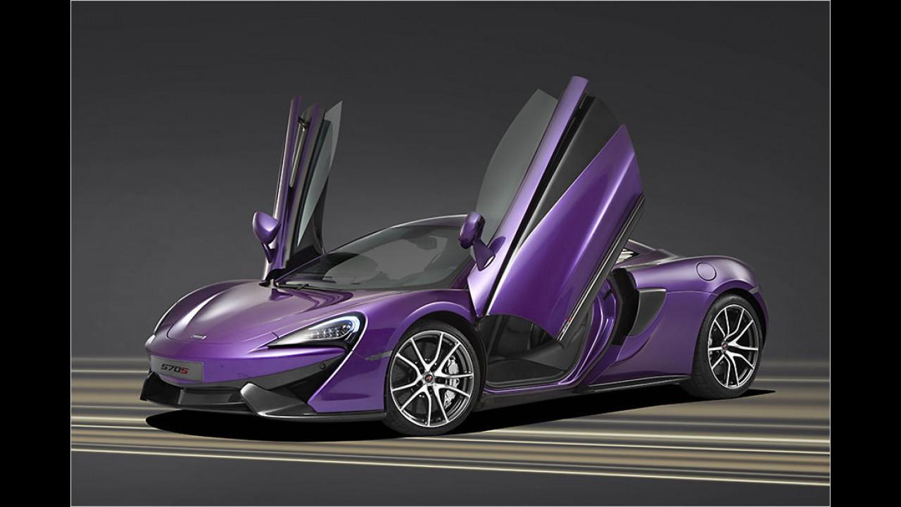 McLaren 570S MSO