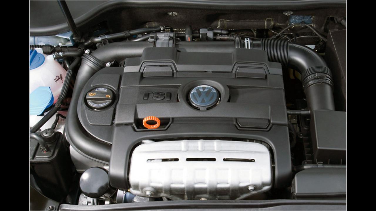 Bester Motor bis 1,4 Liter: VW-1,4-Liter-TSI