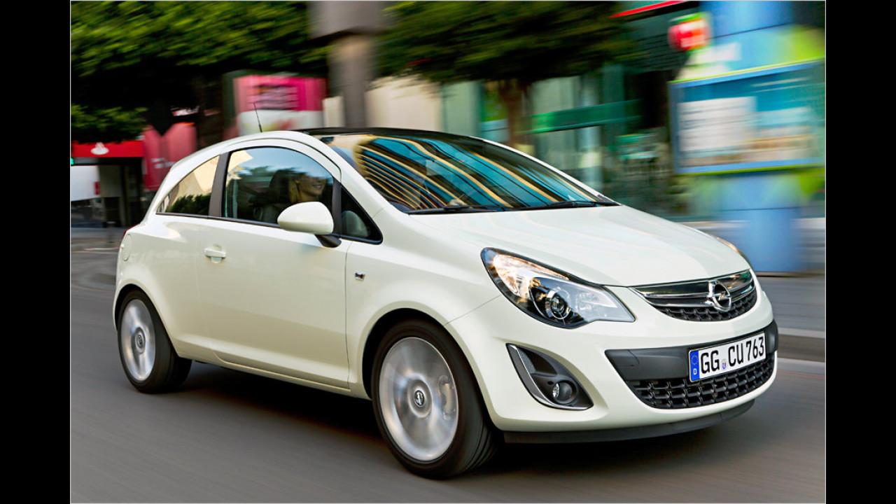 Opel Corsa 1.3 CDTI ecoFlex Start/Stop Selection