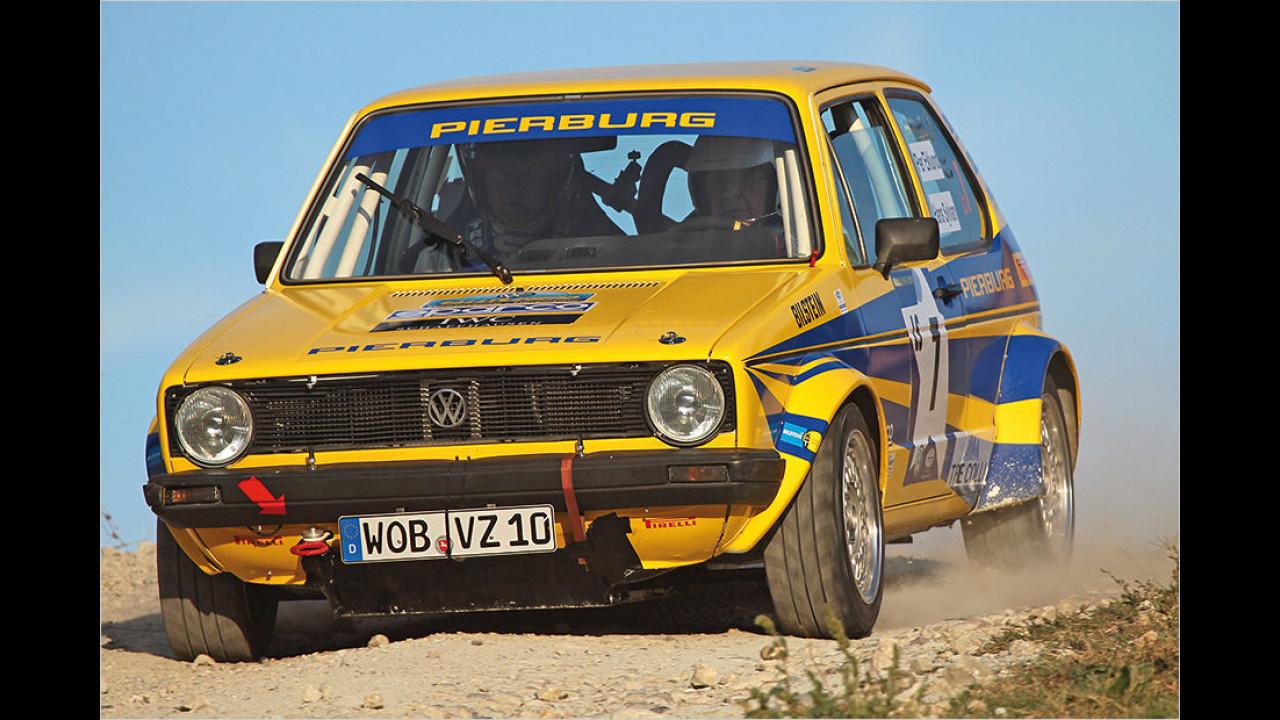 VW Golf I Rallye